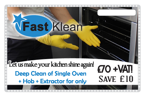 FastKlean Coupon