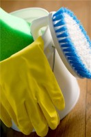 Men prefer to share domestic cleaning tasks, research shows