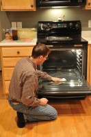 Get your oven sparkling clean