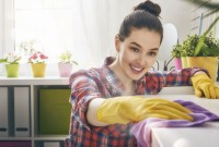Keep safe while cleaning your home