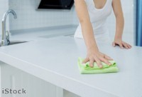 Does where you live affect your cleaning habits?