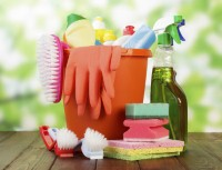 Brits spending less time cleaning than ever before