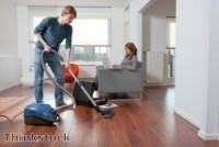 Who is responsible for end of tenancy cleaning?
