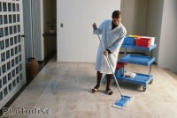 Poor commercial cleaning - employee health problems