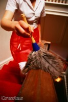 Could spring cleaning reveal who lives in your home?