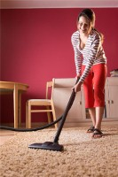 Household cleaning is a workout too