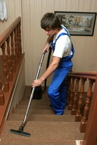 Carpet cleaning tips offered