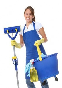 Our Professional Cleaners for London Homes and Offices