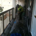 Common Area Cleaning For Flats in Highgate