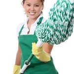 Professional Cleaning company helps construction firm ready their flats for occupancy