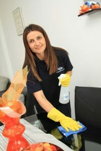 cleaning agency South West London