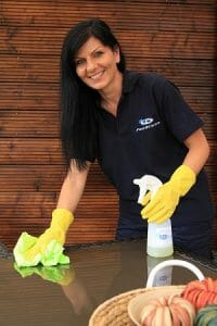 cleaning company in East London