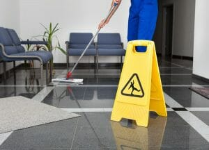contract cleaners West London