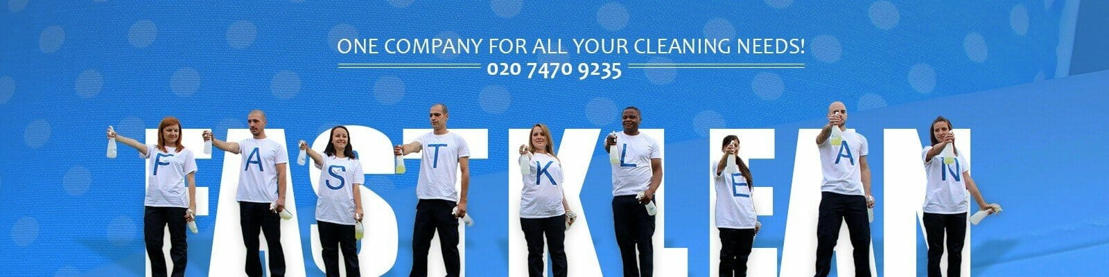 One Company For All Your Cleaning Needs