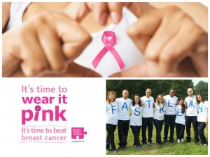 Wear It Pink Day at FastKlean – 24th October 2014