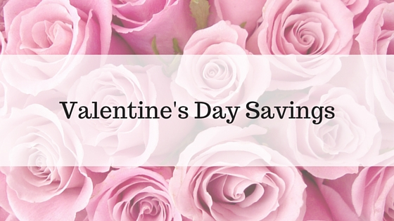 Valentines Day Savings - Cleaning Services