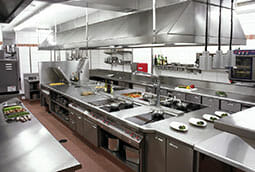 Commercial Kitchen Deep Cleaning London