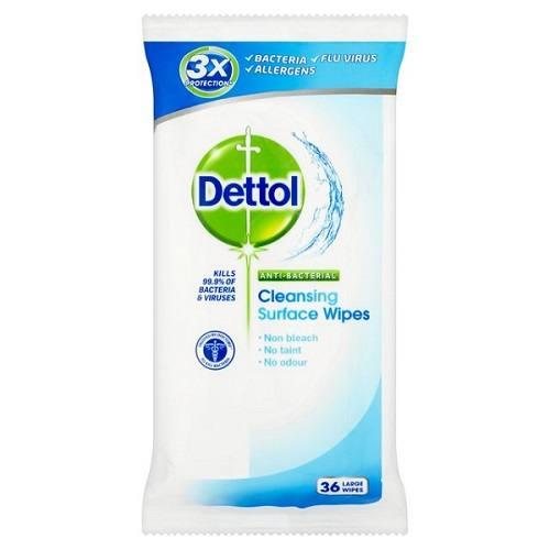 Anti-bacterial-wipes