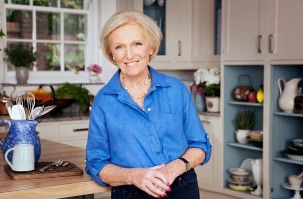 Mary Berry Cleaning Tips