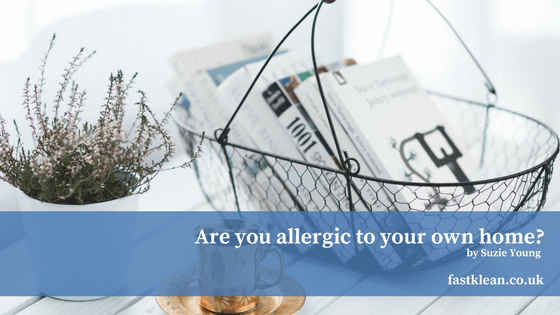 Are You Allergic To Your Own Home