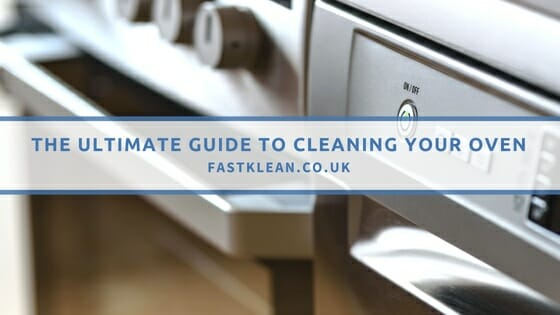 The ultimate guide to cleaning your oven