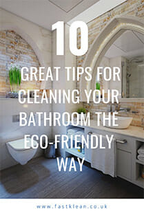 10 Great Tips For Cleaning Your Bathroom The Eco-Friendly Way - Page 1