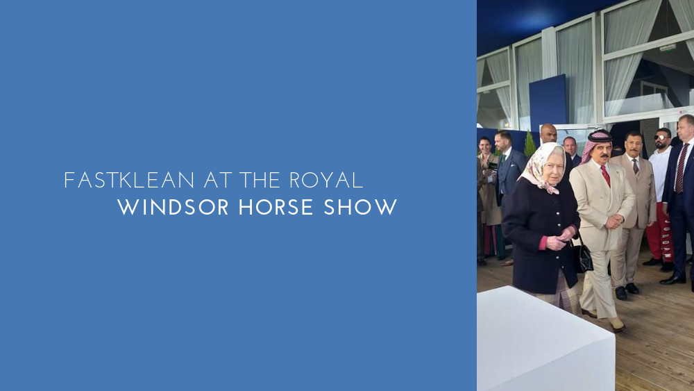 Fastklean At The Royal Windsor Horse Show