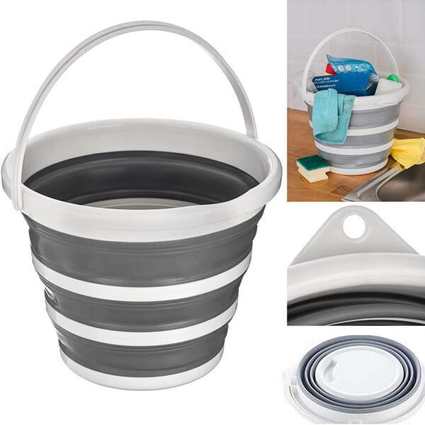 Foldable Round Bucket