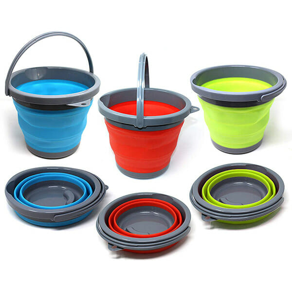 Household Buckets 3 Pack