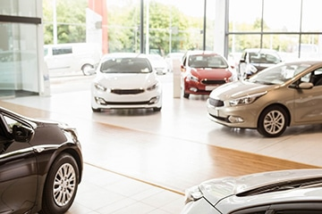 Car Dealership and Showroom Cleaning
