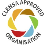 Clensa Approved Badge