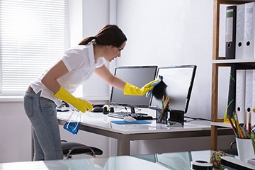 Office Cleaning London