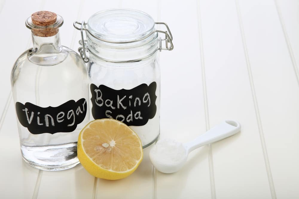 Oven Cleaning Baking Soda And Veingar