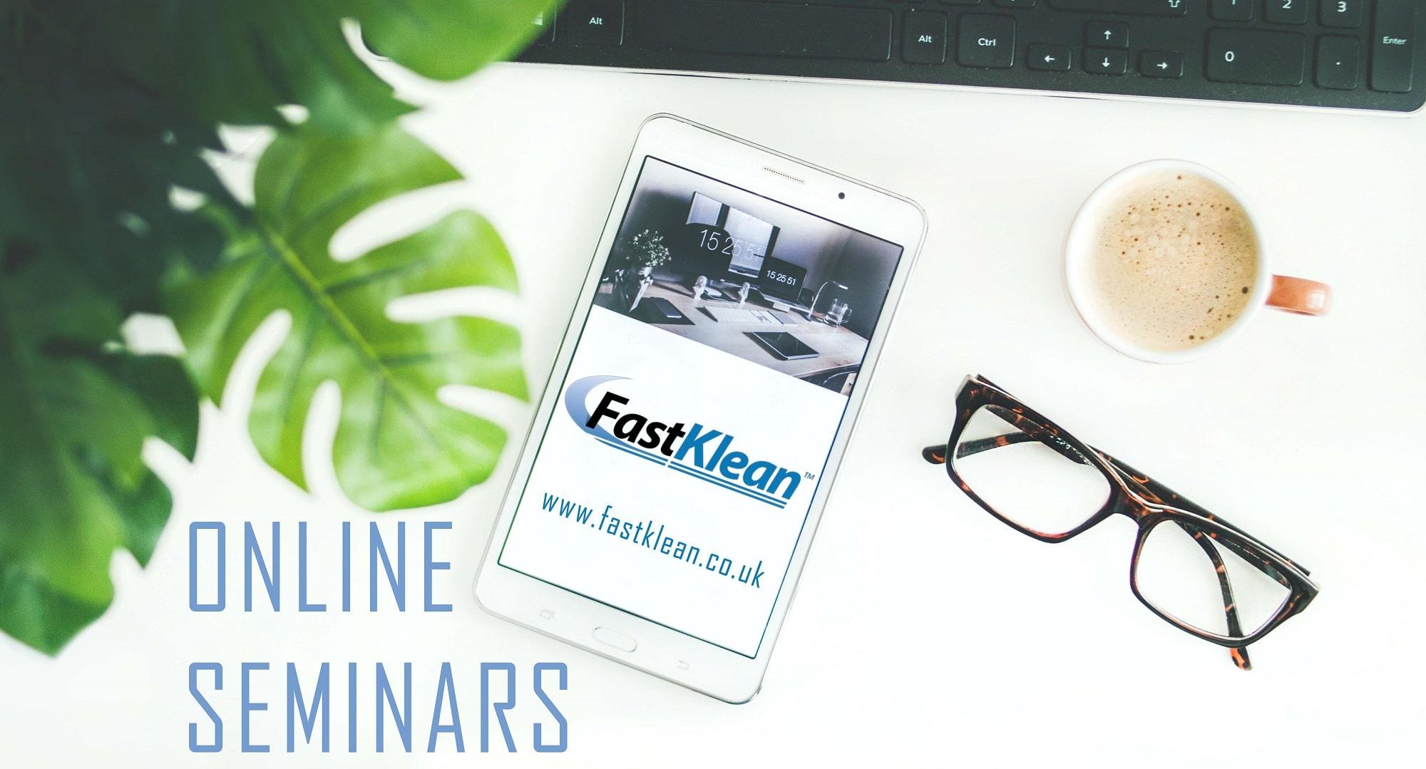 Online Seminars Fastklean2