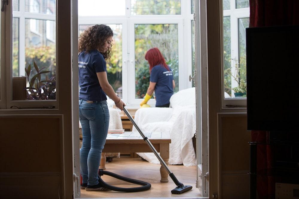 Hardfloor Cleaning
