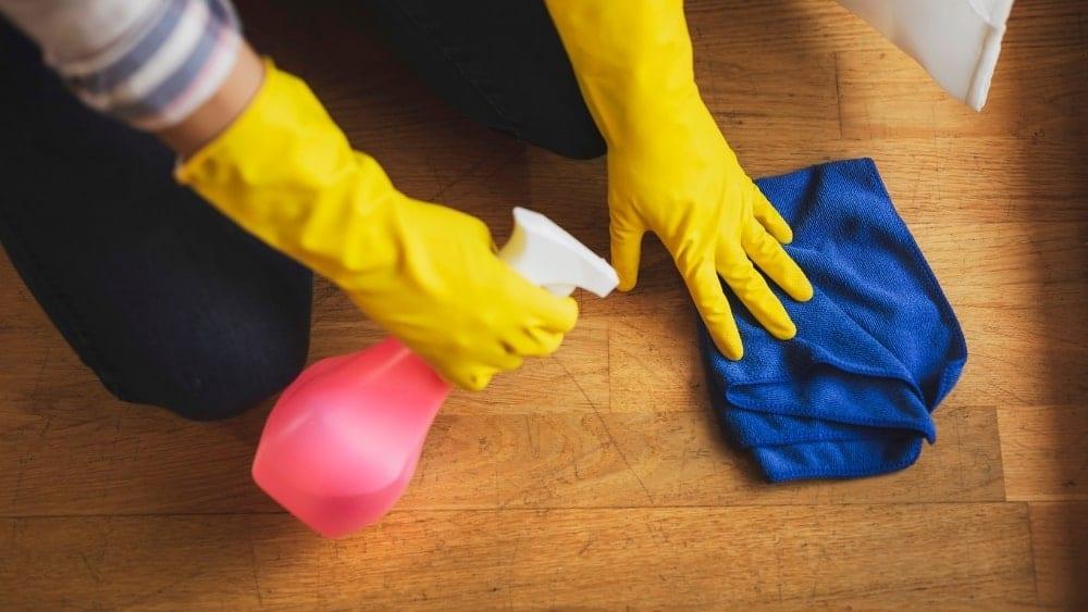 Disinfecting Your Floor