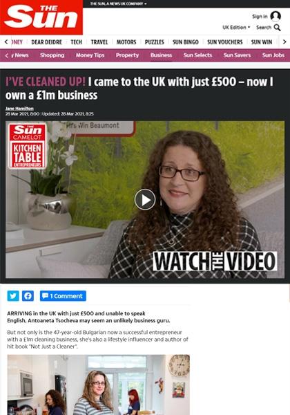 The Sun Interview