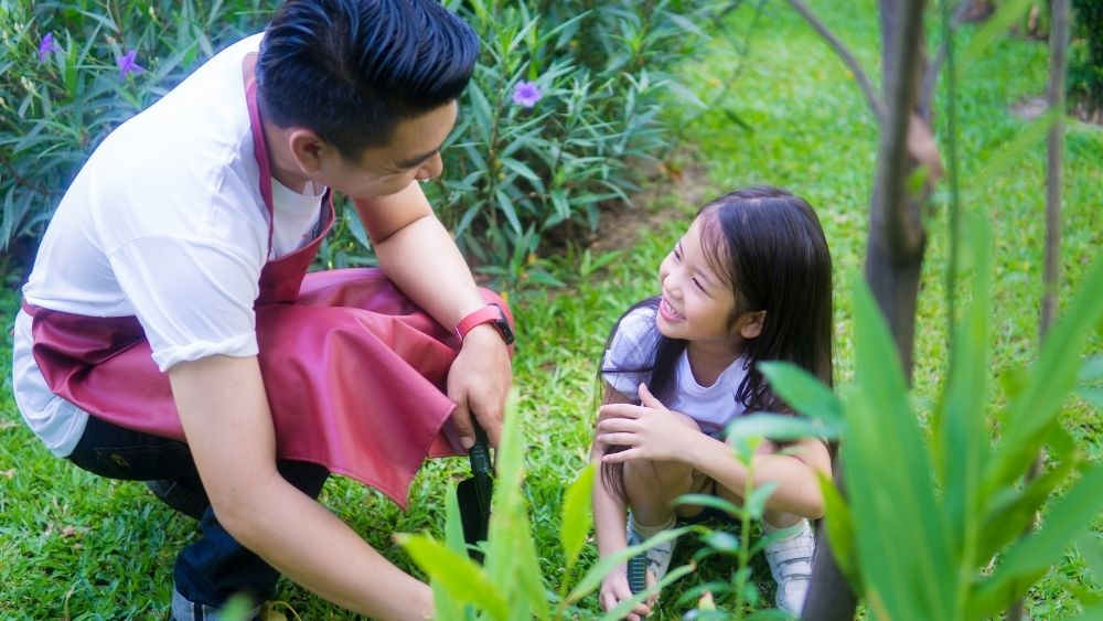 Sustainable Gardening - Eco-Friendly tips for your children