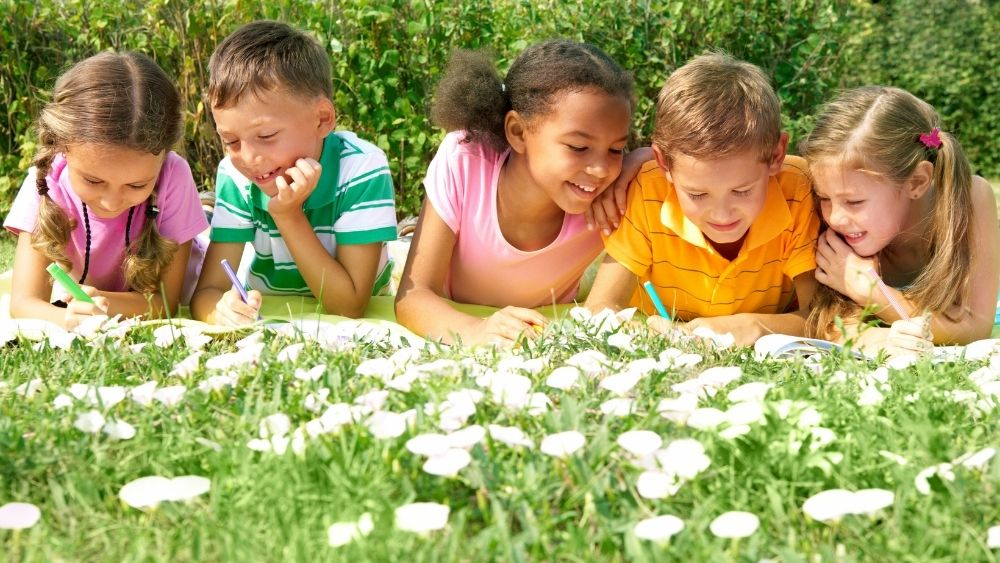 Spend Time Outdoors - Eco-Friendly tips for your children
