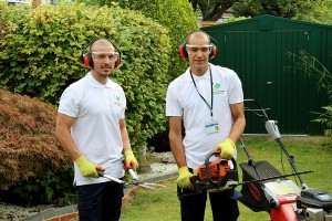 Our Gardeners